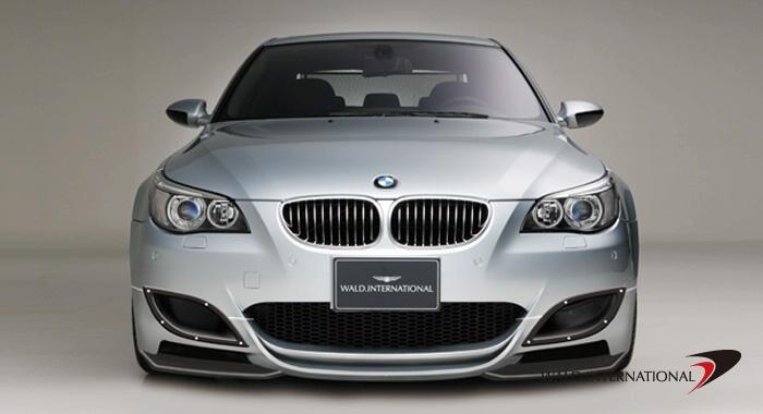 BMW M5 Sedan Bodykit