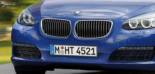 BMW 5 PAS