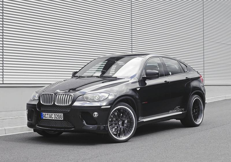 BMW X6 from AC Schnitzer
