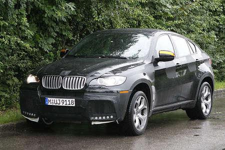 BMW X6 M-Version