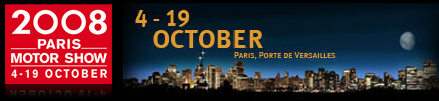 2008 Paris Auto Show