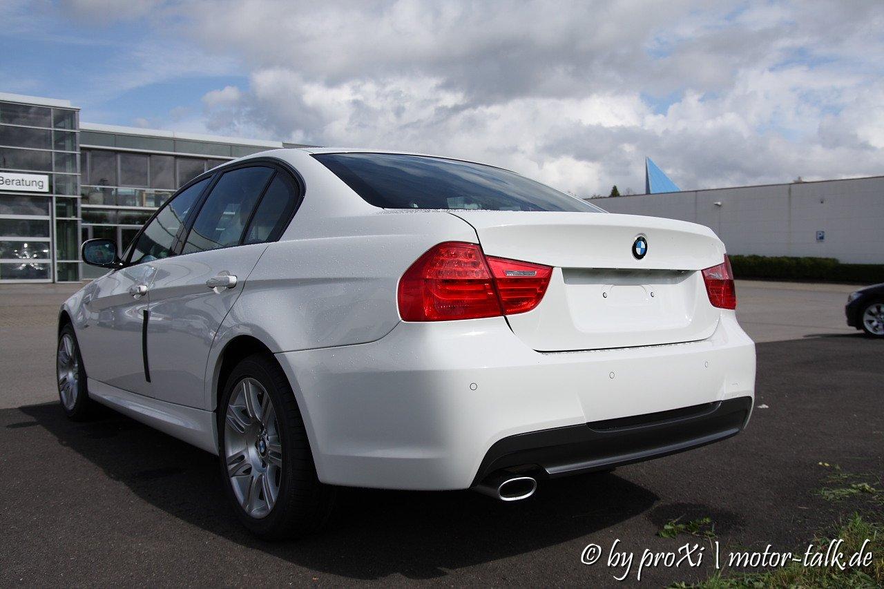 BMW Series Facelift In German Dealerships BMWCoop - 2009 bmw 330
