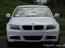 2009 BMW 3-Series Facelift in German Dealerships