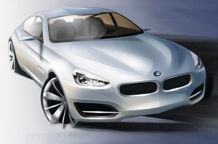BMW 8-Series or Gran Turismo