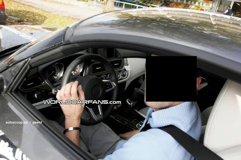 2009 E89 BMW Z4 Interior