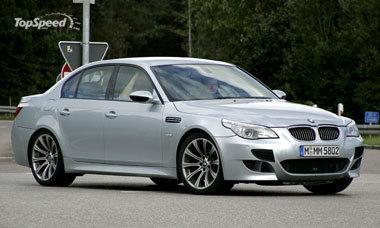 The 2009 BMW M5