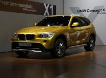 BMW X1 Unveiled (Photos)