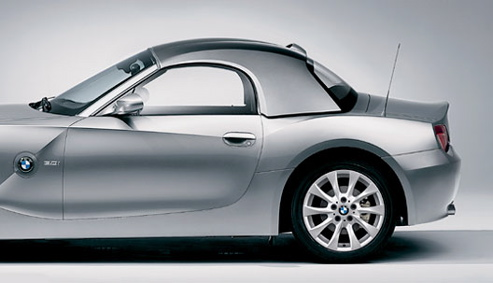 of the BMW PAS could be more interesting than the unveil of the BMW Z4