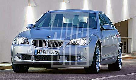 2010 BMW 5 Series F10