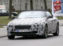 BMW 6-Series spy pictures