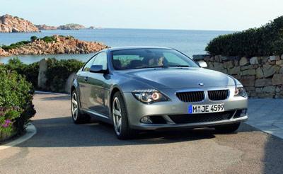 BMW 6 Series E64 Coupe