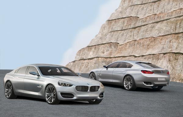 BMW CS Concept was canceled | BMWCoop