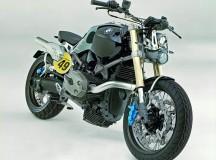 BMW LO Rider concept
