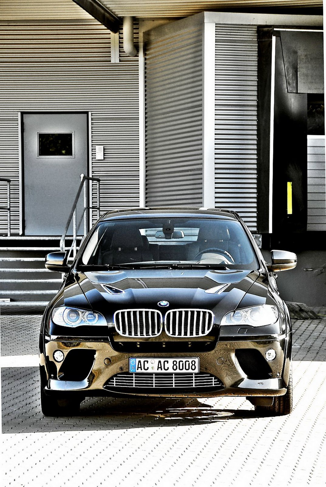 BMW X6 Falcon by AC Schnitzer - Front