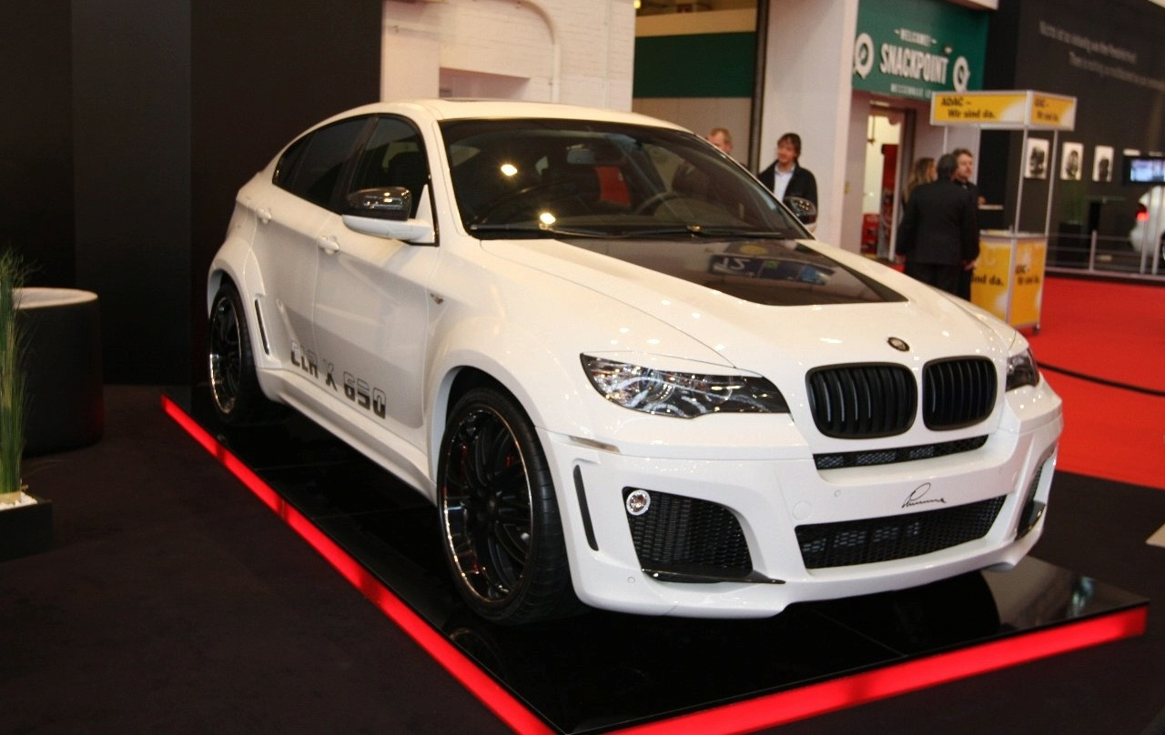 BMW X6 LUMMA Design CLR X 650