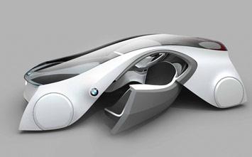 BMW ZX-6 Concept