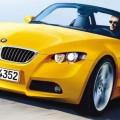 BMW Z2 Rendering