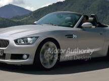 BMW Z4 launch in December
