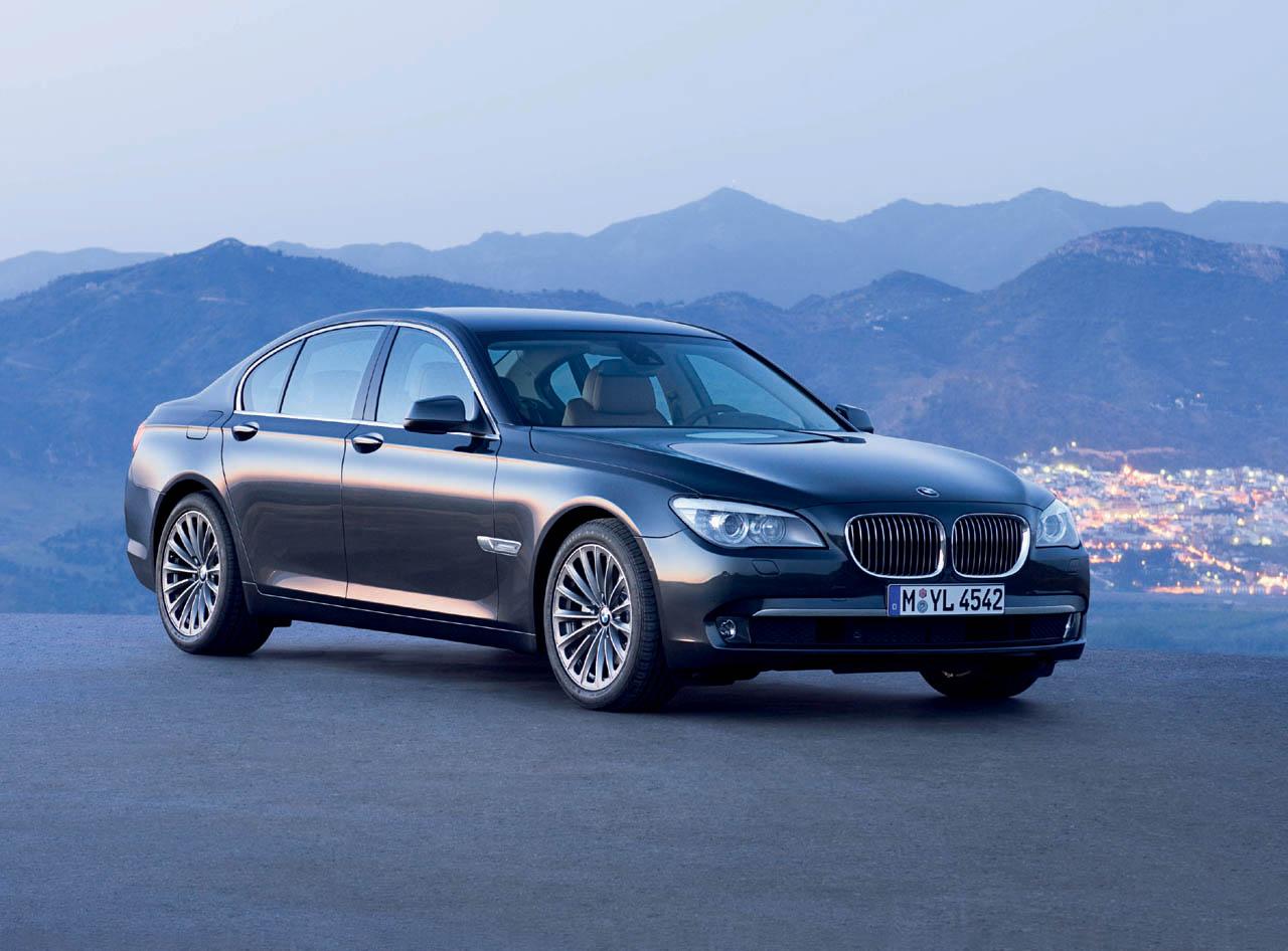 2009 BMW 7 Series – soon with xDrive