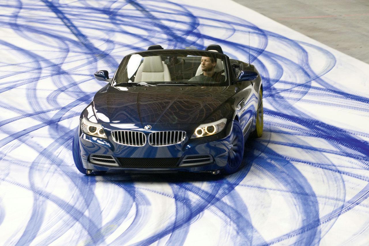 2009 BMW Z4 art