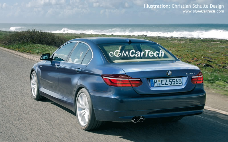2011 BMW 5 Series – new data