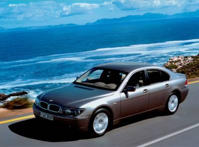 BMW calendar – 7 Series