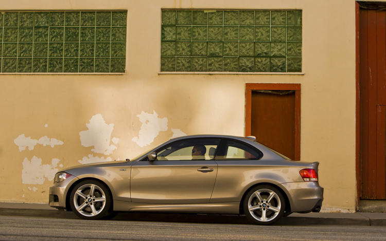 BMW 128i review