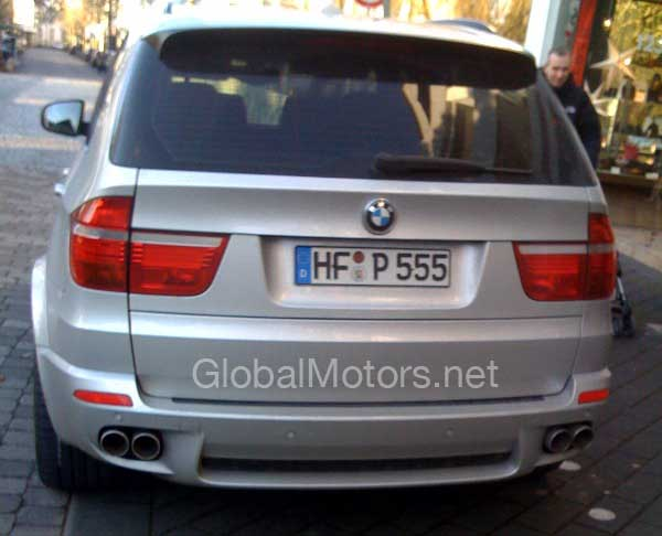 BMW X5 M or X5 with sport package