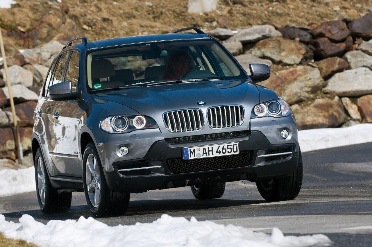 BMW X5 xDrive35d review