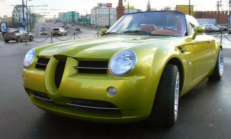 BMW 3 Series or Cardi Body II roadster?