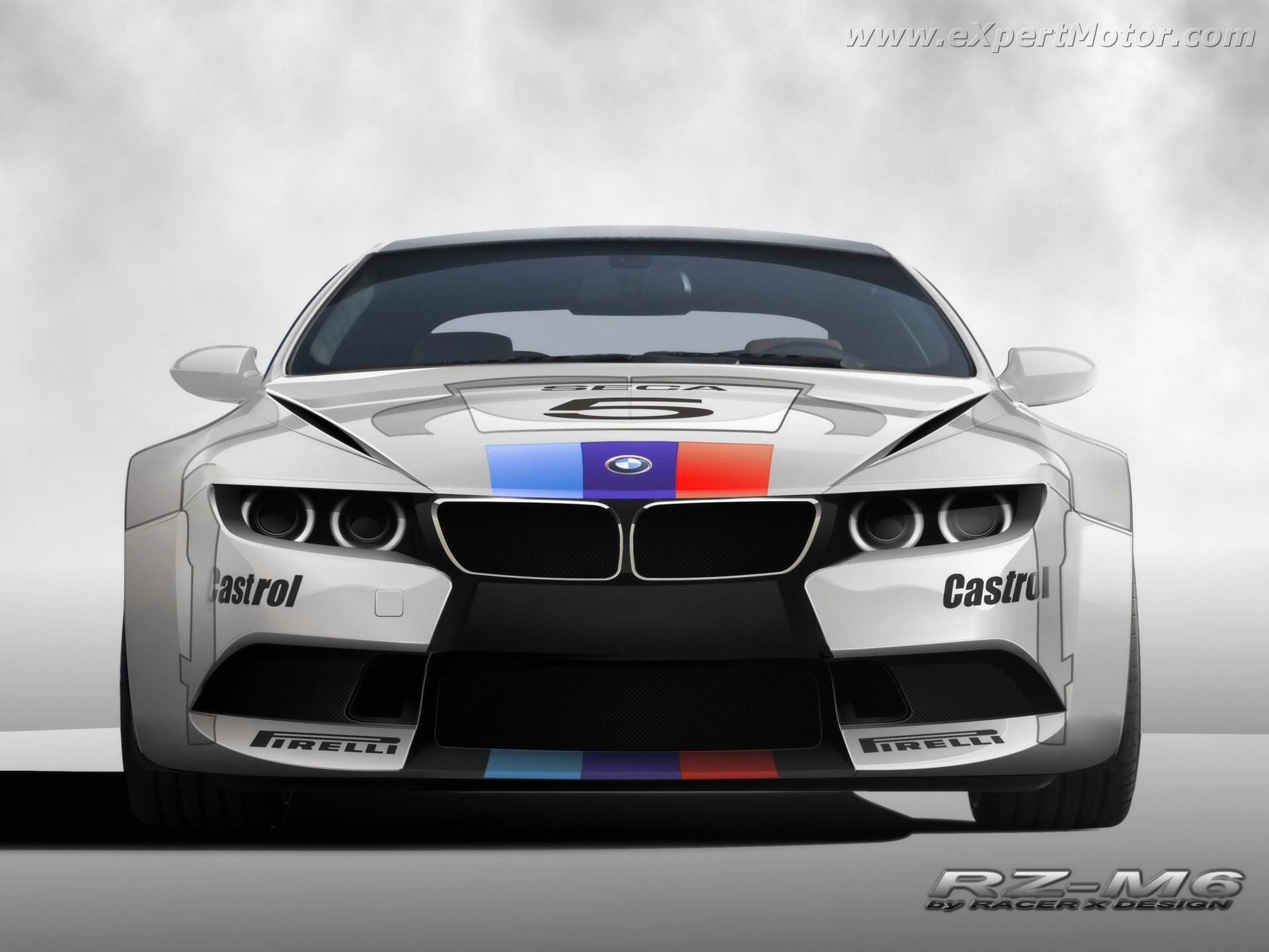 BMW 6 Series E24 – Virtual Tuning
