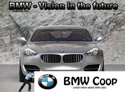 BMW - Vision in the future