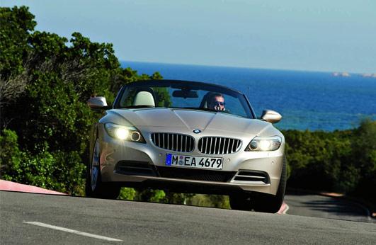 BMW Z4 E89 Roadster