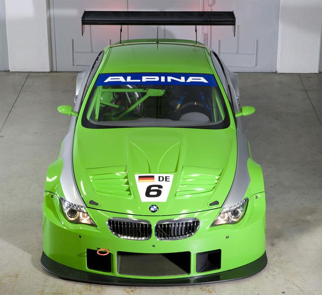 BMW Alpina B6 GT3 – Unveiled