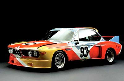 Art Cars – BMW 3.0 CSL