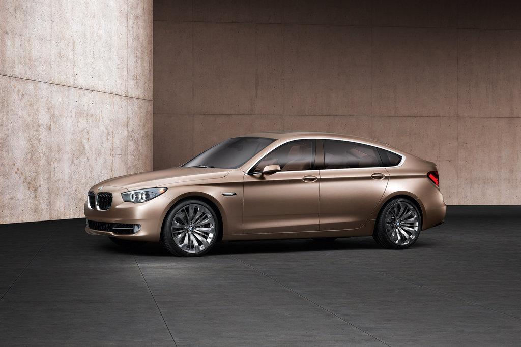 BMW 5 Series GT (PAS)