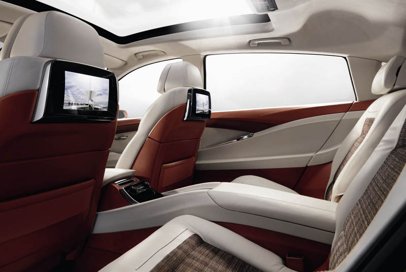 BMW 5 Series GT (PAS) - Interior