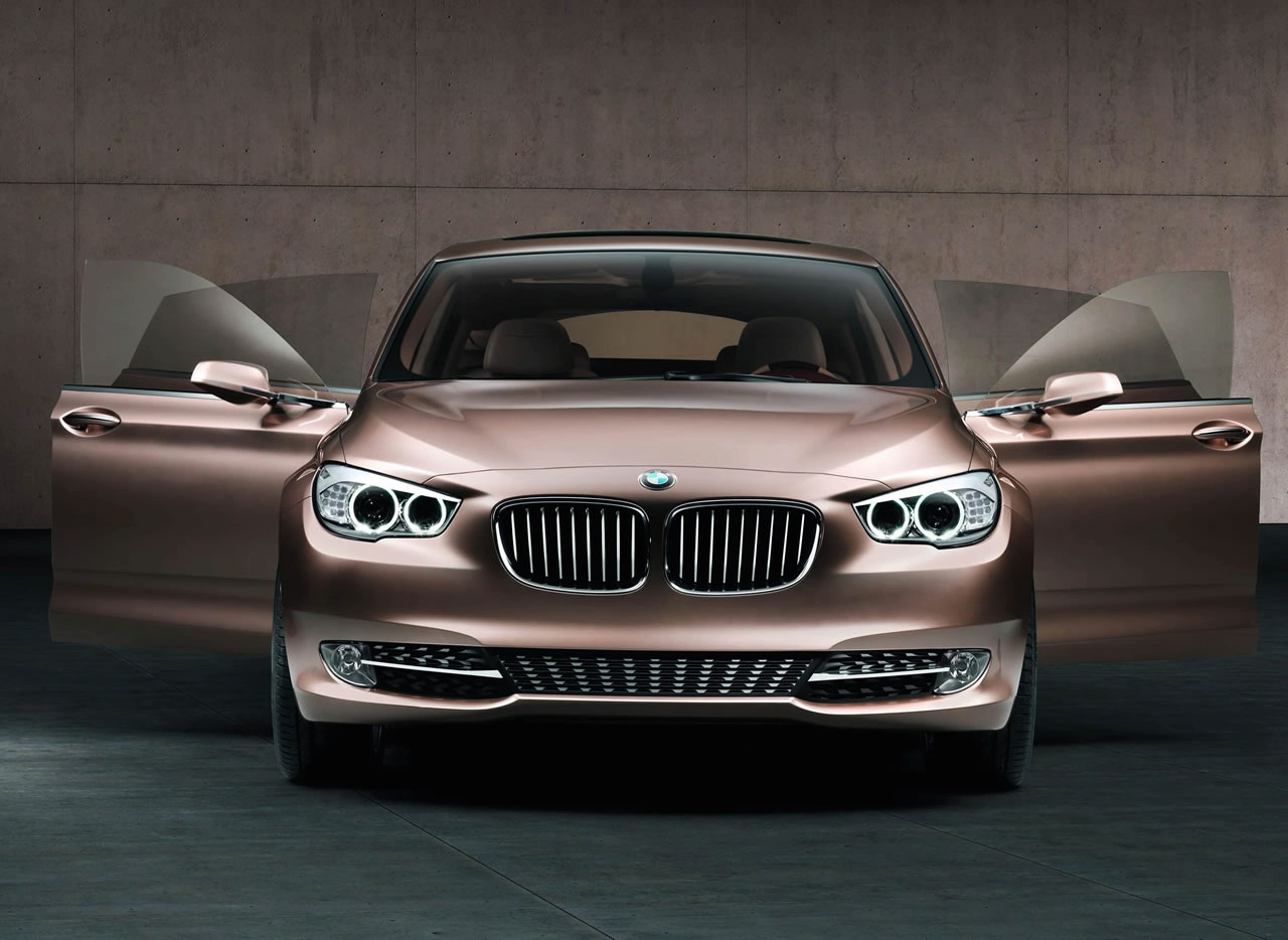 BMW Concept 5 Series GT – Photo Gallery and Details