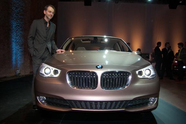 BMW 5 Series GT – Concept