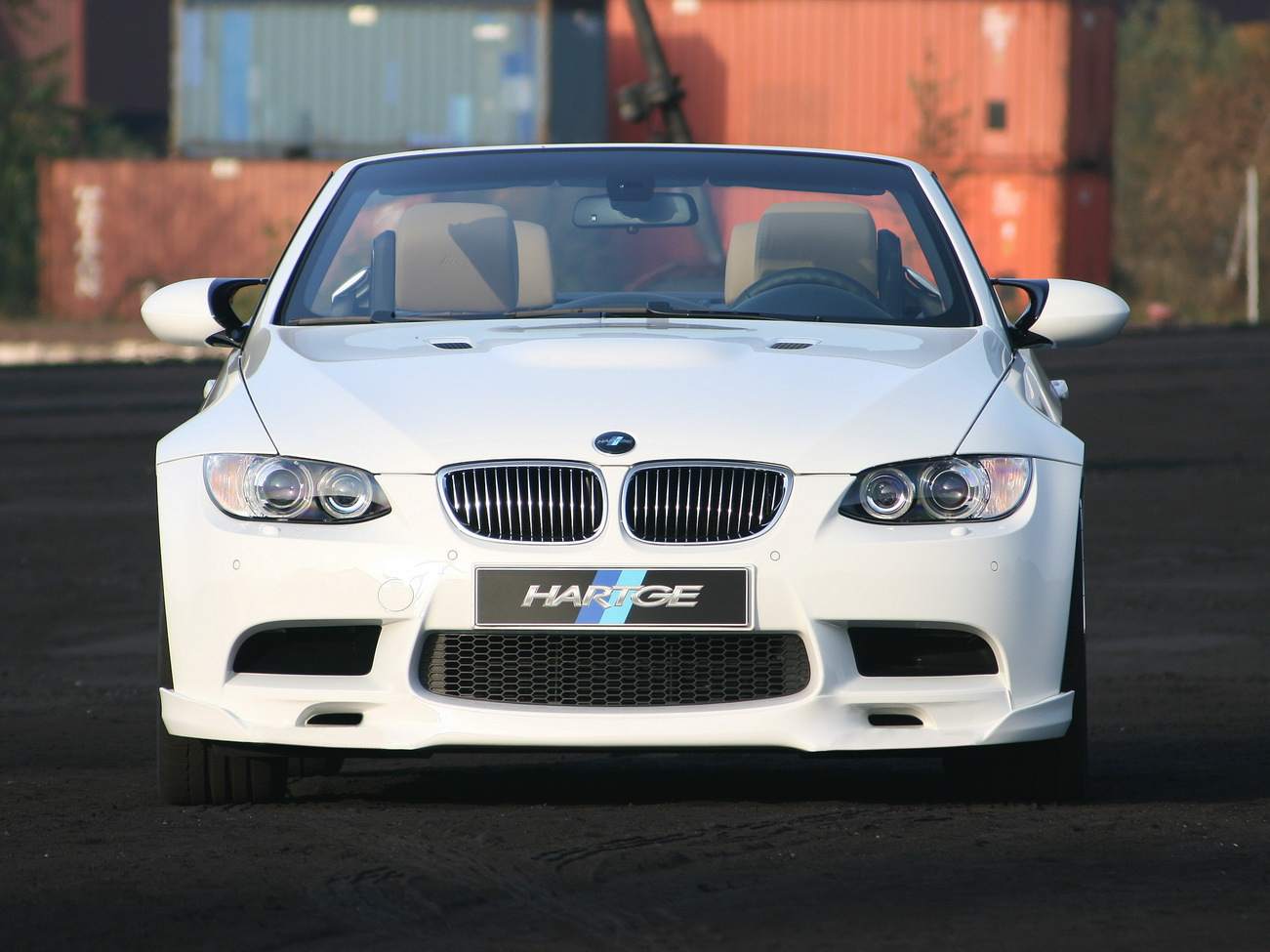 BMW M3 E92 – New add-ons by Hartge