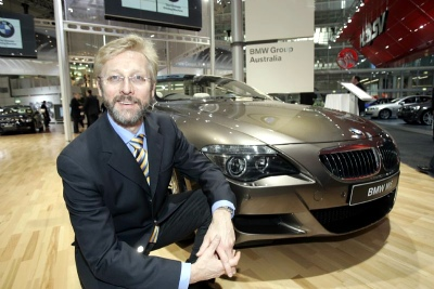 Chris Bangle leaves BMW and auto industry!