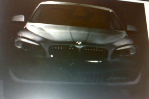 2011 BMW 5 Series (codenamed F10) – Leaked photo