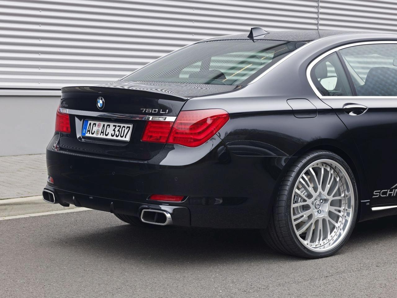 AC Schnitzer - 2009 BMW 7 Series | BMWCoop