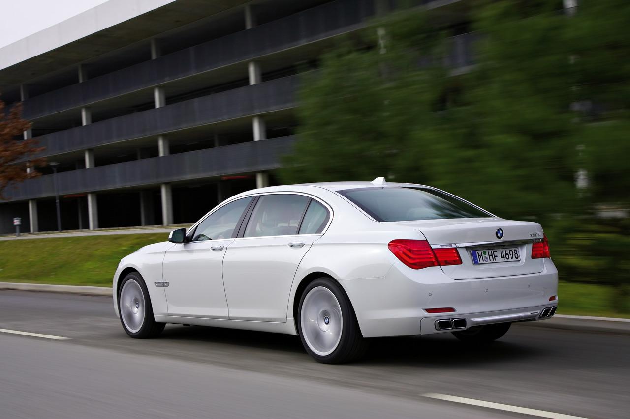 2009 BMW 760Li - Details and Photo Gallery | BMWCoop
