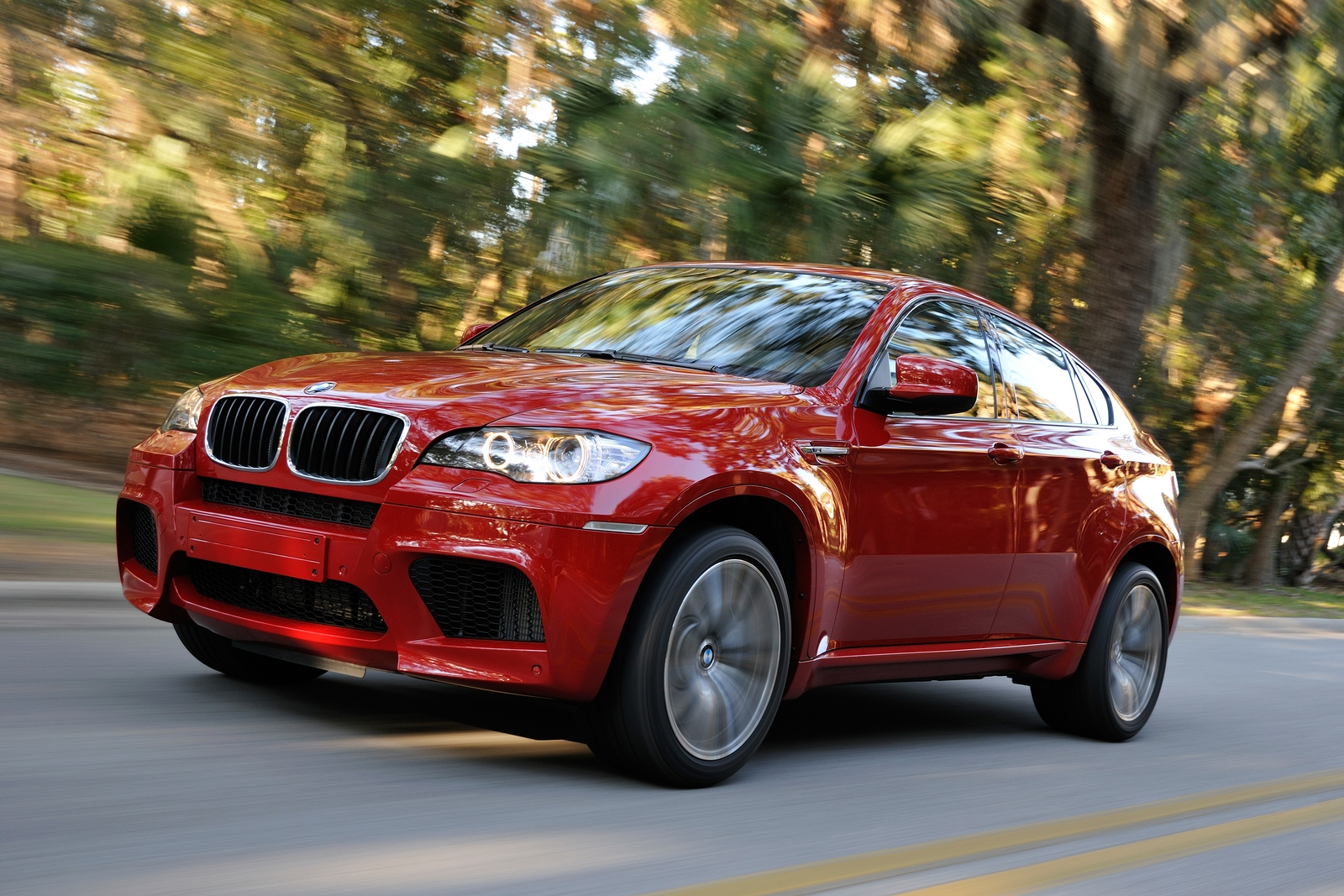 BMW X6M – Official details and photos