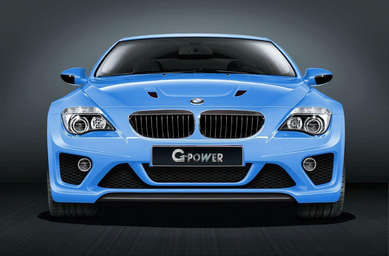 G-Power BMW M6 Hurricane CS – World's fastest BMW