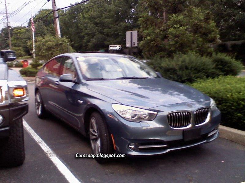 BMW 5 Series GT – Photos taken in New Jersey