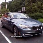 BMW 5 Series GT Sport Package