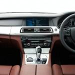BMW 7 Series M Sport Package Interior
