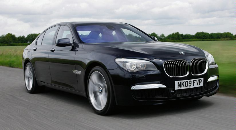 BMW 7 Series M Sport Package – Photos and Details